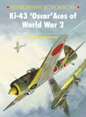 Ki-43 'Oscar' Aces of World War 2 Cover Image