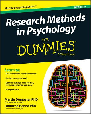 Research Methods in Psychology for Dummies Cover Image