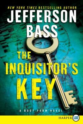 The Inquisitor's Key: A Body Farm Novel Cover Image