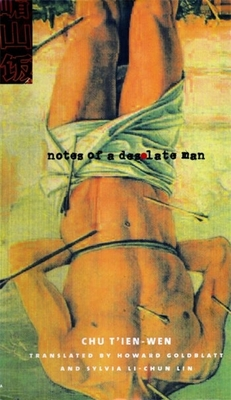 Notes of a Desolate Man Cover
