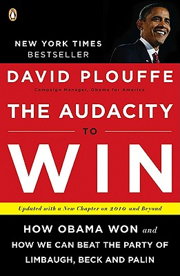The Audacity to Win Cover