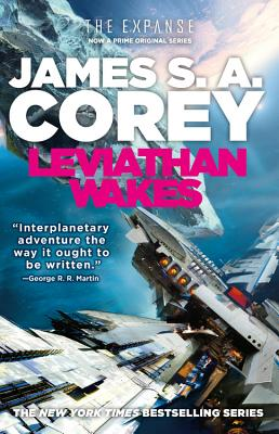 Leviathan Wakes (The Expanse #1) Cover Image