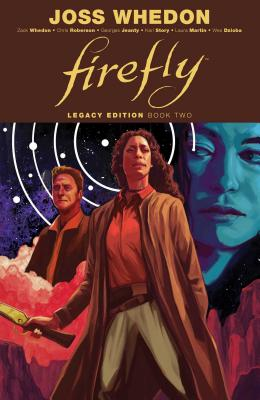 Firefly: Legacy Edition Book Two  Cover Image