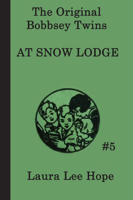 The Bobbsey Twins at Snow Lodge Cover