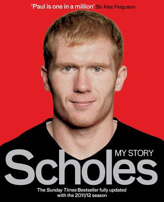 Scholes: My Story (MUFC) Cover Image