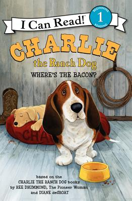 Charlie the Ranch Dog: Where's the Bacon? (I Can Read Level 1) Cover Image