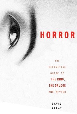 J-Horror Cover