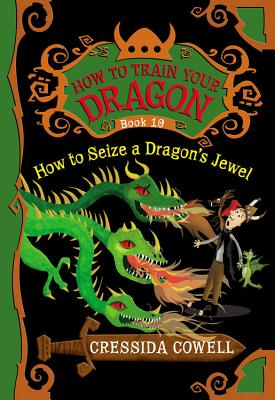 How to Train Your Dragon: How to Seize a Dragon's Jewel Cover Image