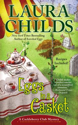 Eggs in a Casket (A Cackleberry Club Mystery #5) Cover Image