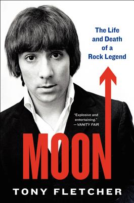 Moon: The Life and Death of a Rock Legend Cover Image