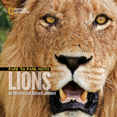 Face to Face with Lions Cover