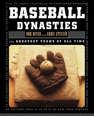 Baseball Dynasties Cover