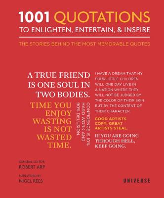 1001 Quotations To Enlighten, Entertain, and Inspire Cover Image