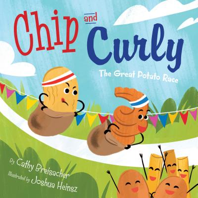 Cover for Chip and Curly