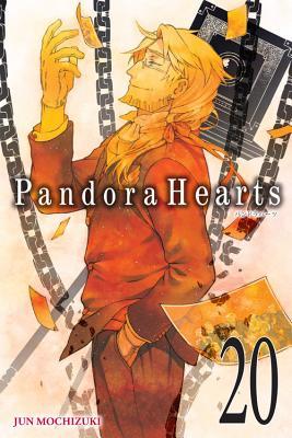 PandoraHearts, Vol. 20 Cover Image