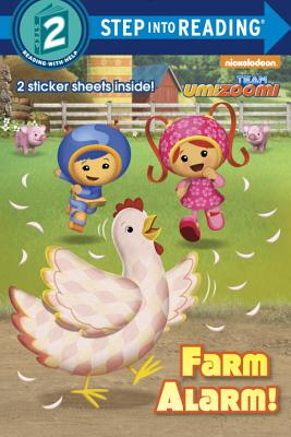 Farm Alarm! (Team Umizoomi) (Step into Reading) Cover Image