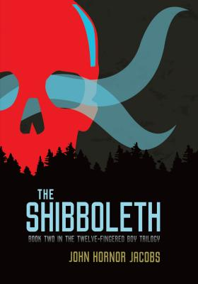 Cover for The Shibboleth (Twelve-Fingered Boy Trilogy #2)