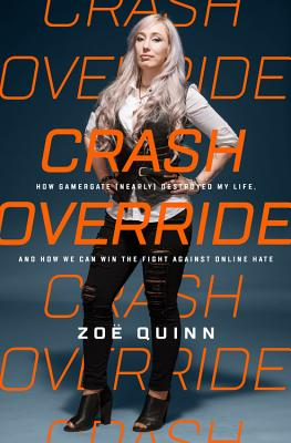 cover for Crash Override