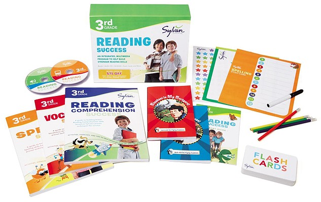 Third Grade Reading Success: Complete Learning Kit Cover Image