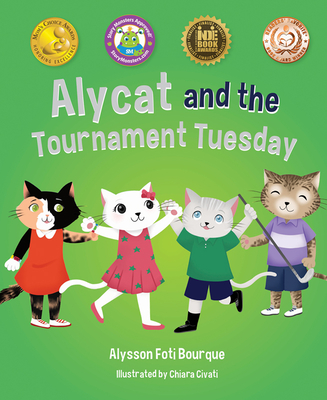 Alycat and the Tournament Tuesday Cover Image