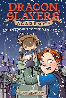 Countdown to the Year 1000 #8 Cover