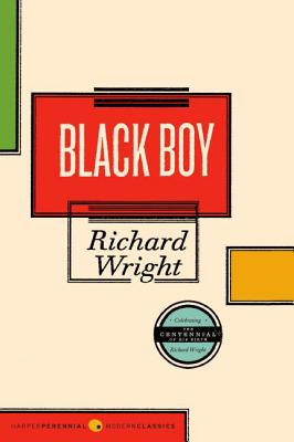 Black Boy (Harper Perennial Deluxe Editions) Cover Image
