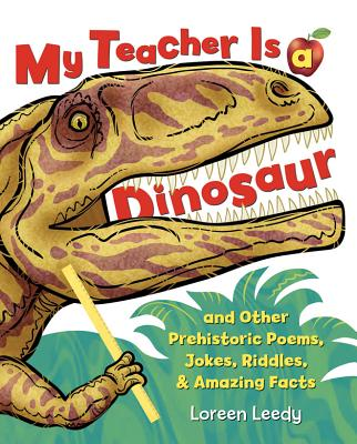 My Teacher Is a Dinosaur Cover