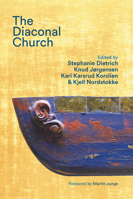 Cover for The Diaconal Church (Regnum Studies in Mission)