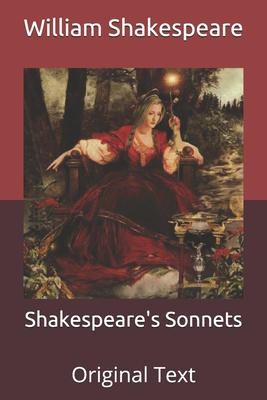 Shakespeare's Sonnets: Original Text Cover Image