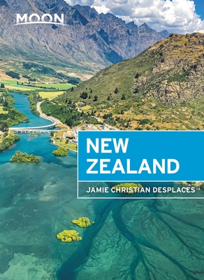 Moon New Zealand (Travel Guide) Cover Image