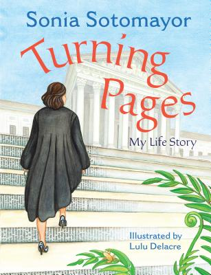 Turning Pages: My Life Story Cover Image