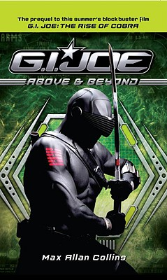 G.I. Joe: Above & Beyond Cover Image