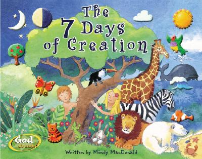 The 7 Days of Creation Cover