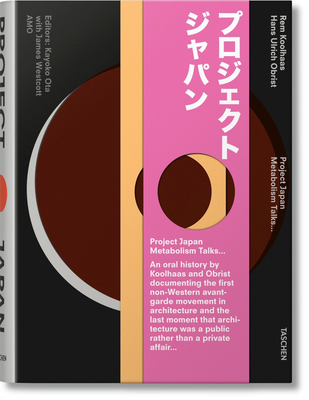 Koolhaas/Obrist. Project Japan. Metabolism Talks Cover Image