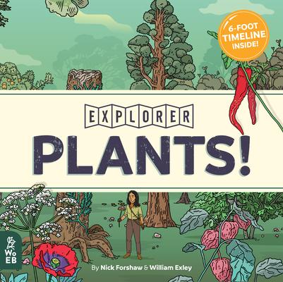 Plants! (Explorer) Cover Image