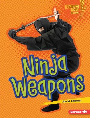 Ninja Weapons Cover Image