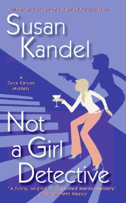 Not a Girl Detective Cover