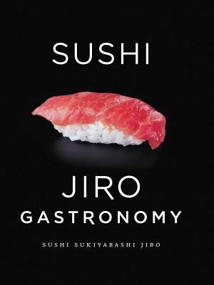 Sushi: Jiro Gastronomy Cover Image