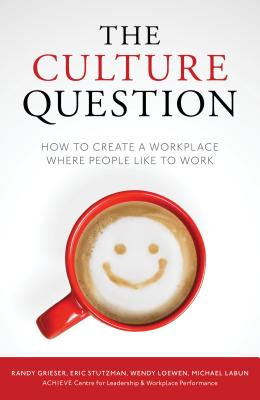 Cover for The Culture Question