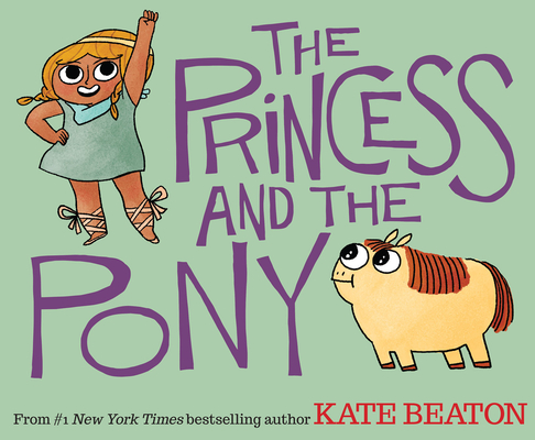 The Princess and the Pony Cover Image