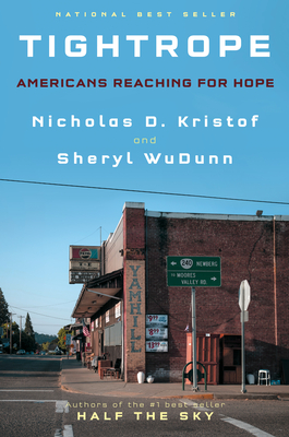 Tightrope: Americans Reaching for Hope Cover Image