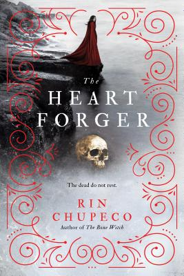 Heart Forger (Bone Witch #2) Cover Image