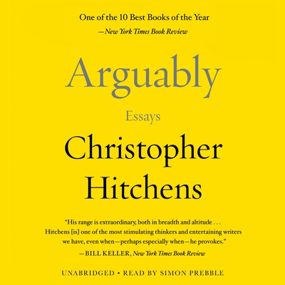 christopher hitchens essay collections