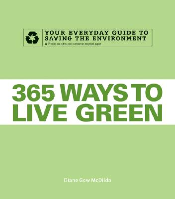 365 Ways to Live Green Cover