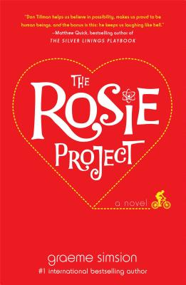 The Rosie Project Cover Image