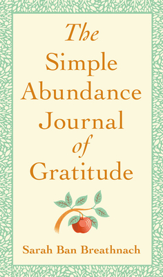 The Simple Abundance Journal of Gratitude Cover Image