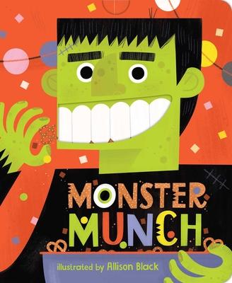 Monster Munch (Crunchy Board Books)