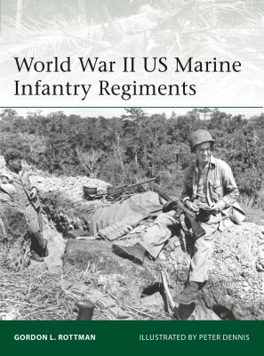 World War II US Marine Infantry Regiments (Elite) Cover Image