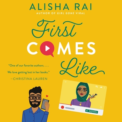 First Comes Like Cover Image