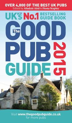 The Good Pub Guide 2015 Cover Image